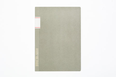 Stálogy 016 Note Book - GREY