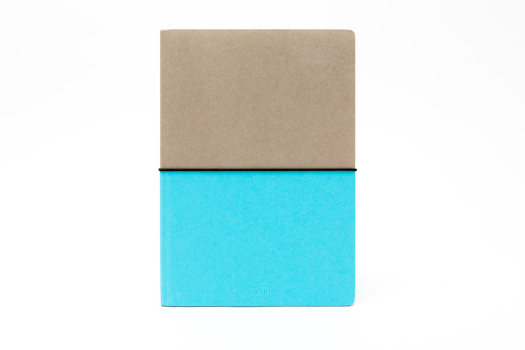 HiBi A5 Notebook: Blue