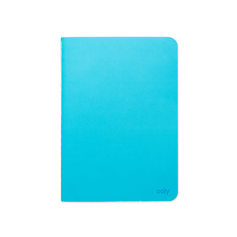 Color Write Mini Pocket Pal Journal - Sky Blue