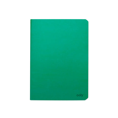 Color Write Mini Pocket Pal Journal - Green
