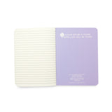 Color Write Mini Pocket Pal Journal - Lavender