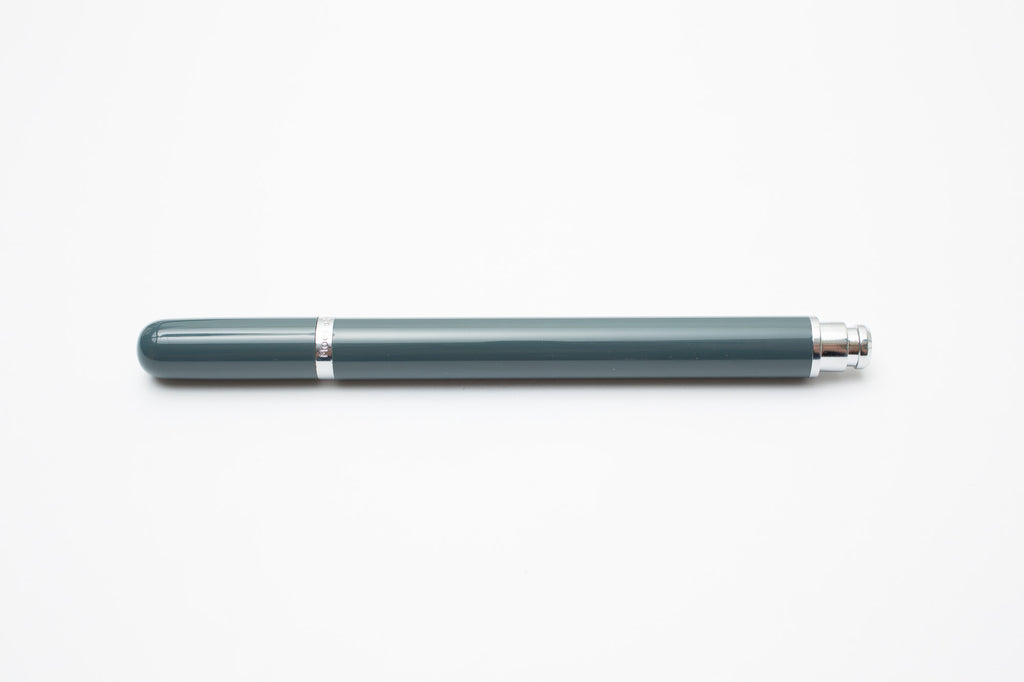 Recife Riviera Scribe Rollerball: Charcoal