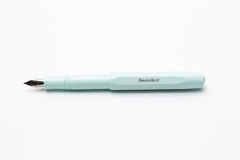 Kaweco Skyline Sport Fountain Pen - Mint Fine