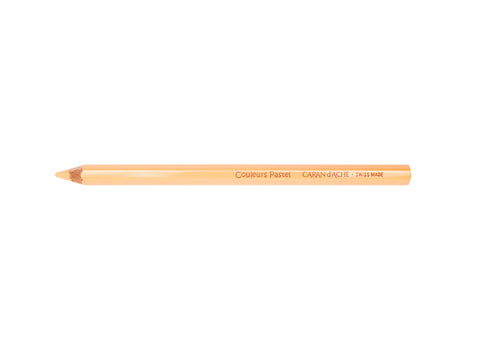 Couleurs Pastel Jumbo Pencil -  Orange Apricot