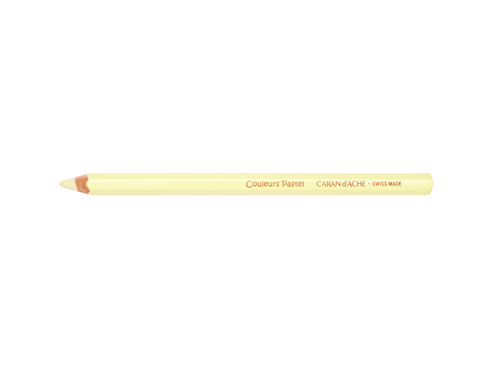 Couleurs Pastel Jumbo Pencil -  Pale Yellow