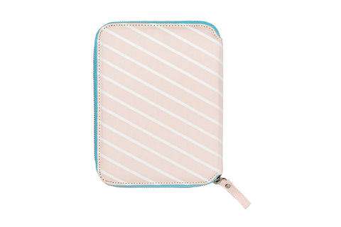 Hobonichi A6 Techo Planner 2020 - Powder Pink Stripe Set