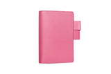 Hobonichi A6 Techo Planner 2020 - Sweet Pink Leather Set