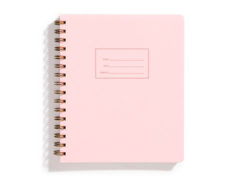 Standard Notebook Pink Lemonade