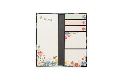 Strawberry Fields Sticky Note Folio