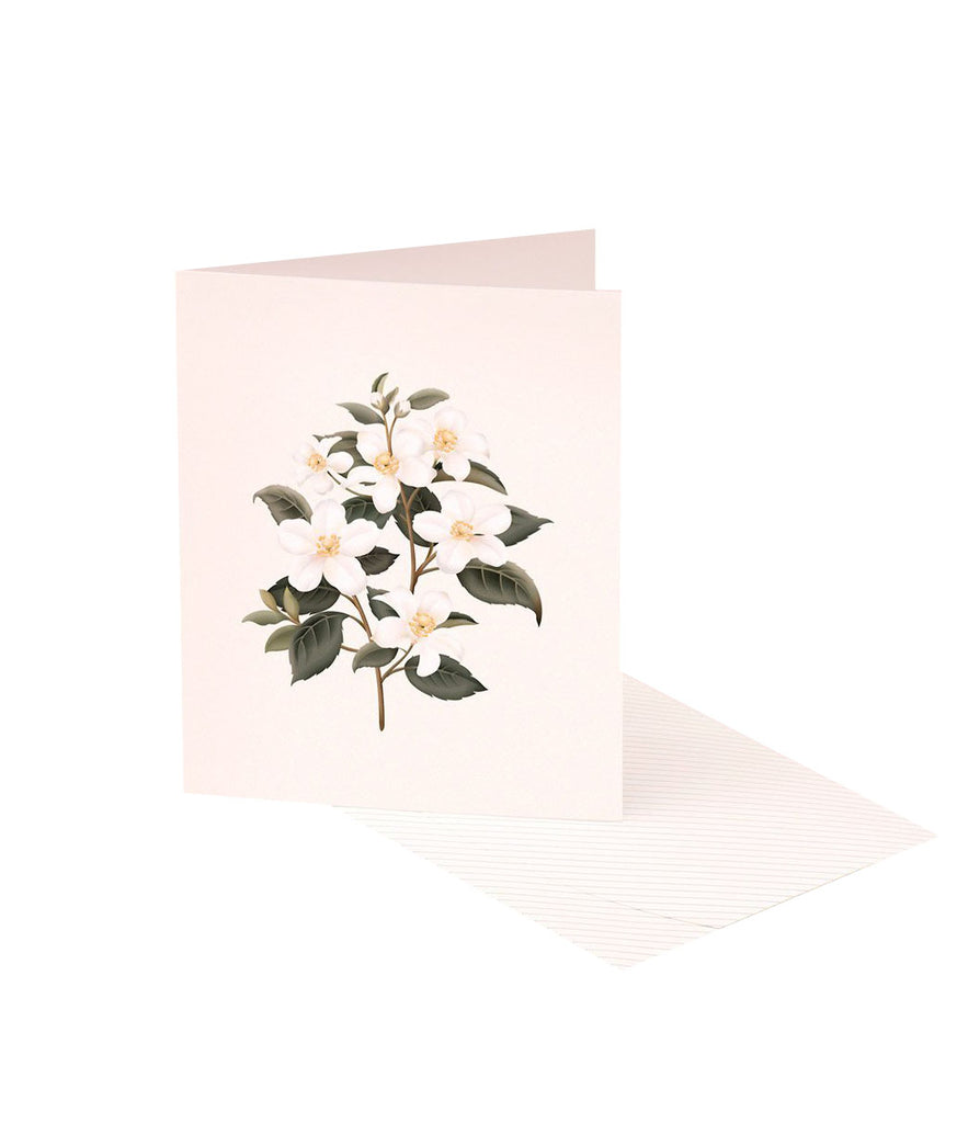 Scented Card - Orange Blossom