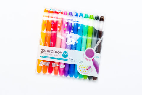 Tombow Play Color Dot Marker Set