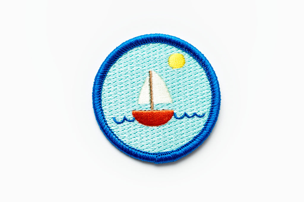 Sailboat Patch