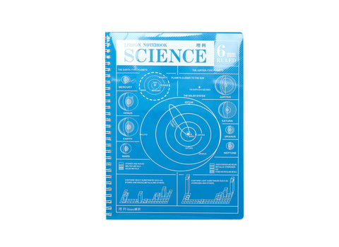 Science Lesson Notebook