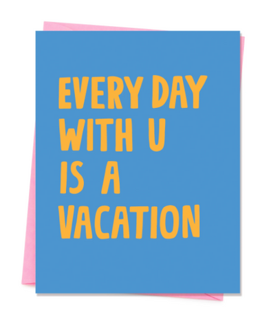 Everyday With U Card
