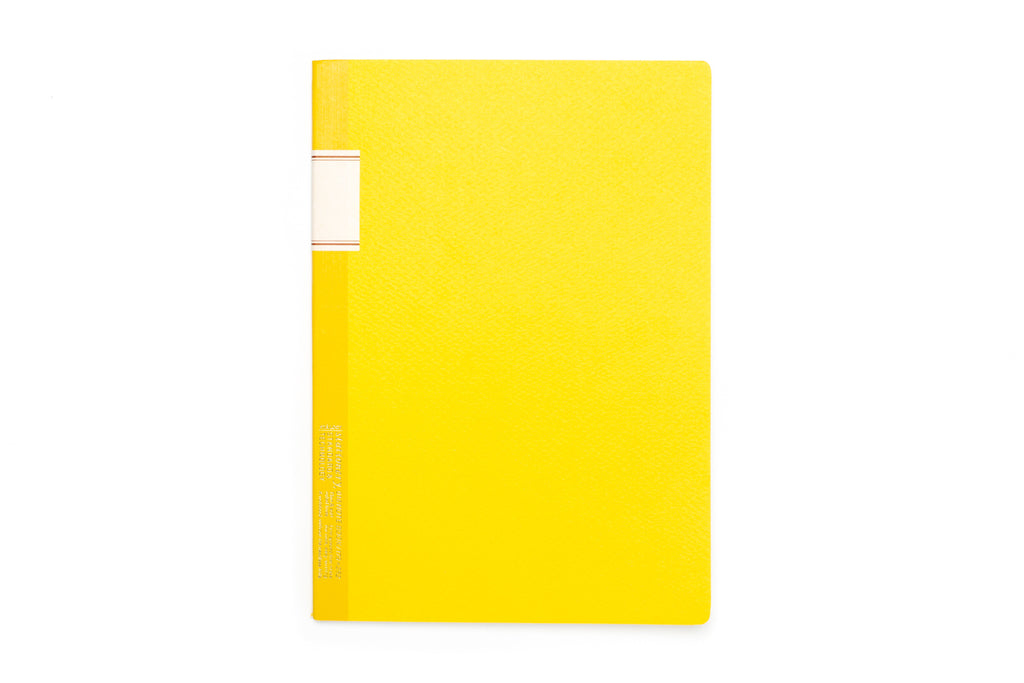 Stálogy 016 Note Book - YELLOW