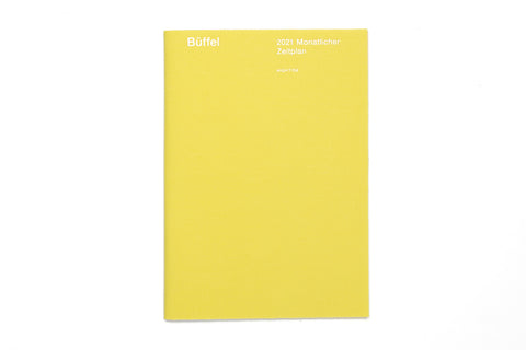 2021 B6 Monthly Papillon Yellow