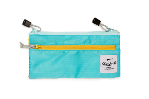 Outdoor Folding Pen Case - Light Blue