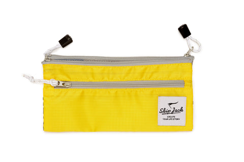 Outdoor Folding Pen Case - Yellow