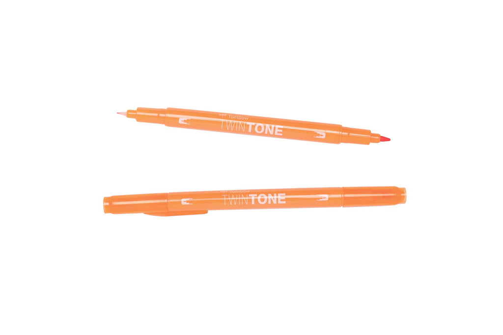 TwinTone Marker Honey Orange
