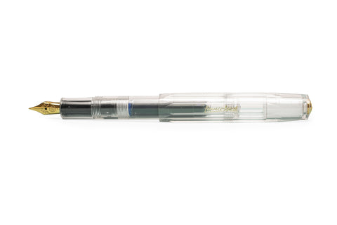 Kaweco Sport Fountain Pen Classic - Transparent Clear F