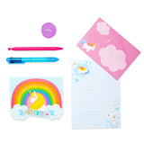 On-The-Go Stationery Set - Unique Unicorns