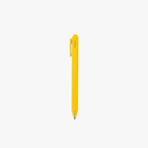 Vivid Gel Pen - Yellow
