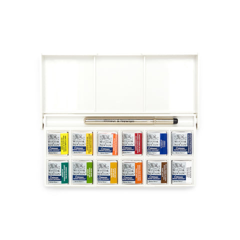 Windsor and Newton Pocket Watercolor Set