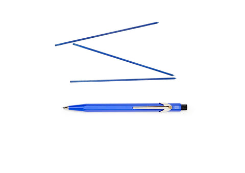 Caran d'Ache Fixpencil - 2mm - Yves Klein Blue in Slimpack
