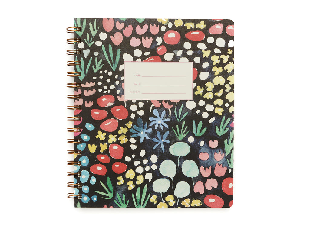 Standard Notebook - Meadow Cover
