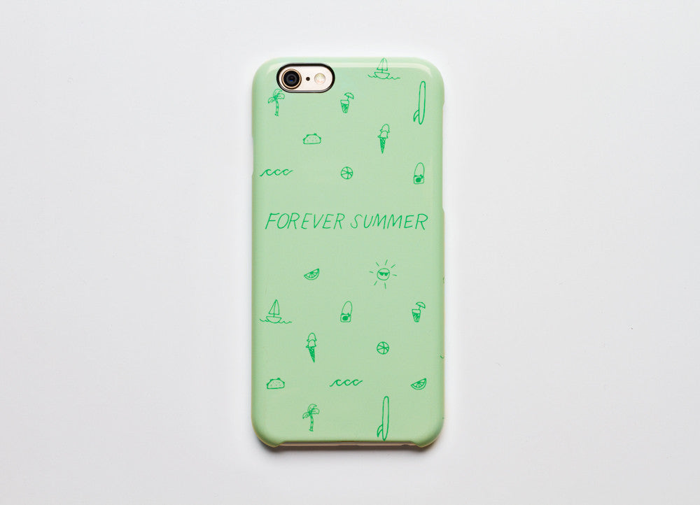 Forever Summer iPhone 6 case