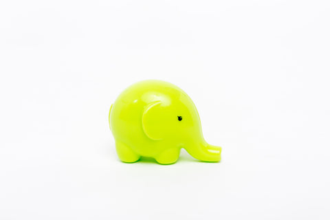 elephant sharpener - lime