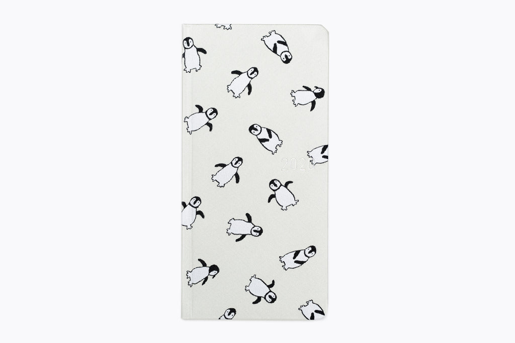 Hobonichi Techo Weeks Planner 2020 - Baby Penguins