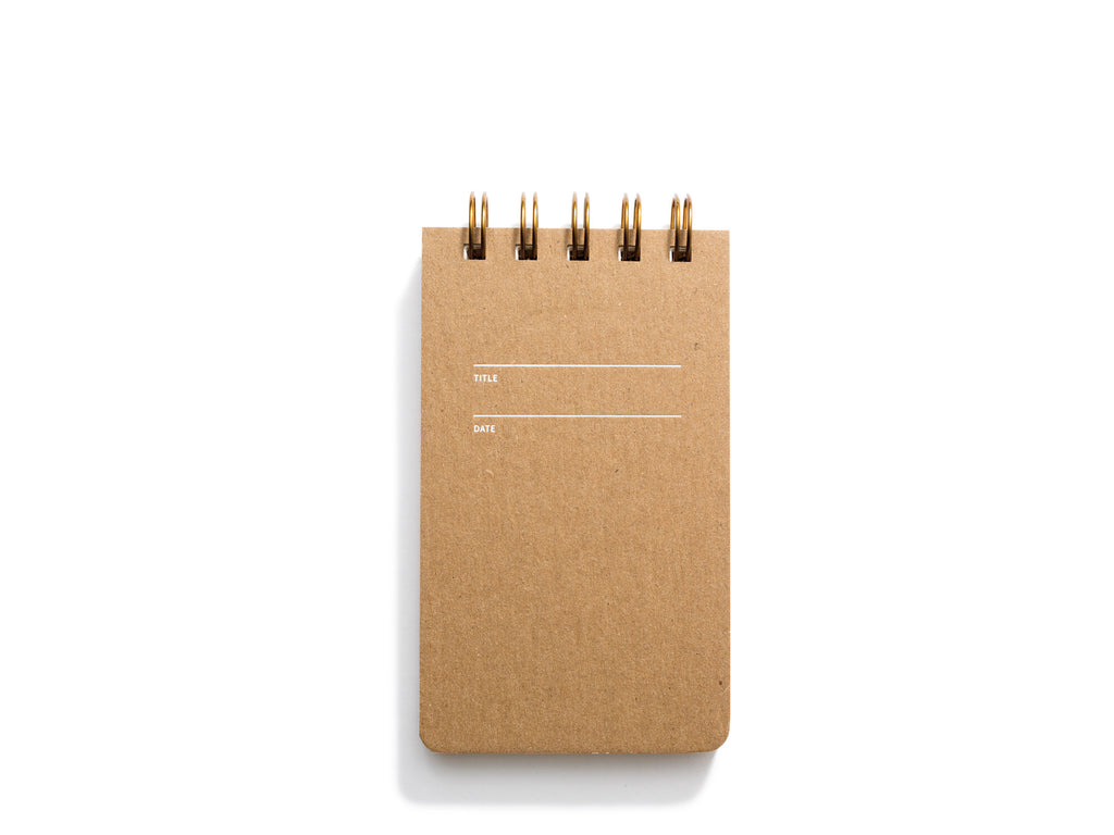 Reporter Notebook - Kraft