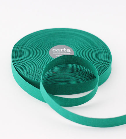 Dark Emerald Tight Weave Ribbon