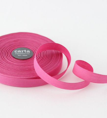 Fuchsia Tight Weave Ribbon