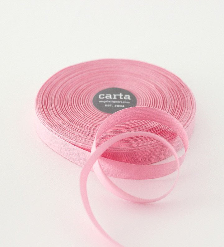 Pink Tight Weave Ribbon