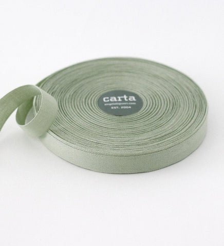 Sage Tight Weave Ribbon