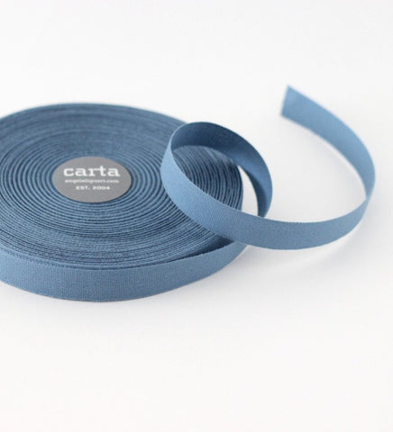 Sea Blue Tight Weave Ribbon