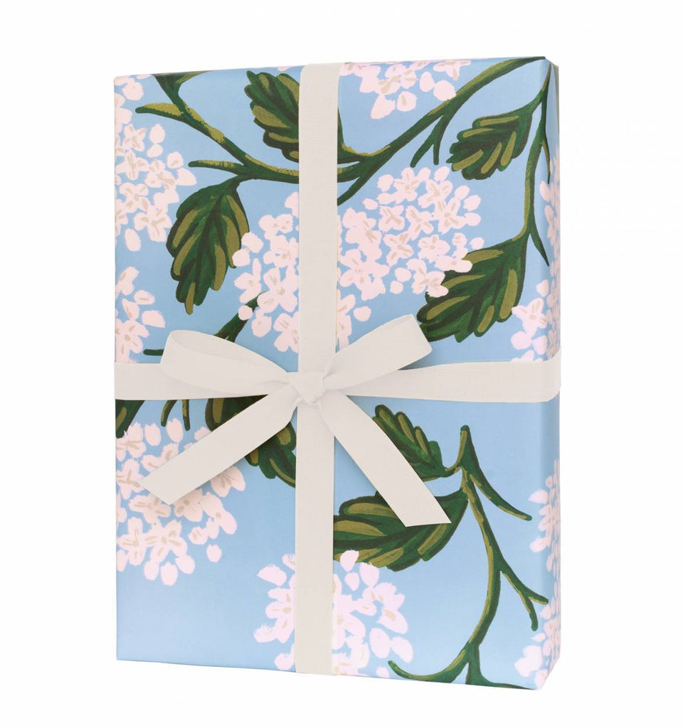 Hydrangea Wrapping Sheet