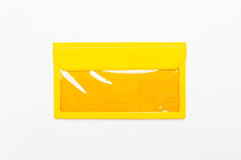 Flatty Envelope - Yellow