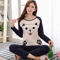 Cute cartoon pajamas