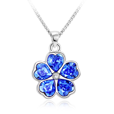 sea flower swarovski goldinlove