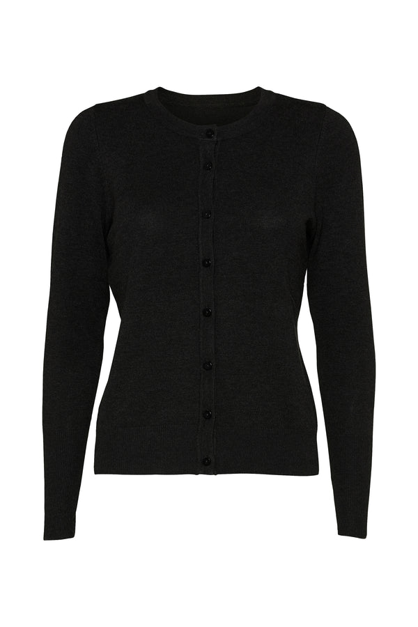 Karlina cardigan - Black