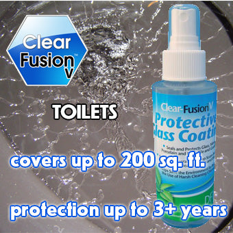 Clear Fusion V for Toilets