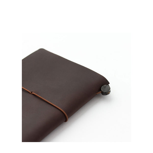 Passport Size Brown
