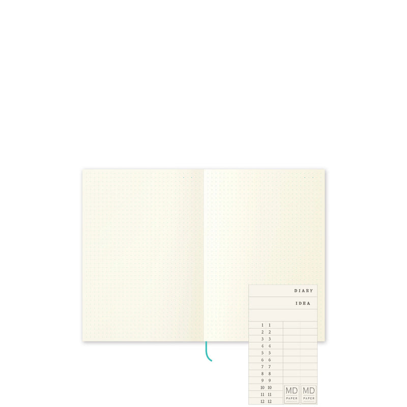MD A5 Dot Grid Notebook
