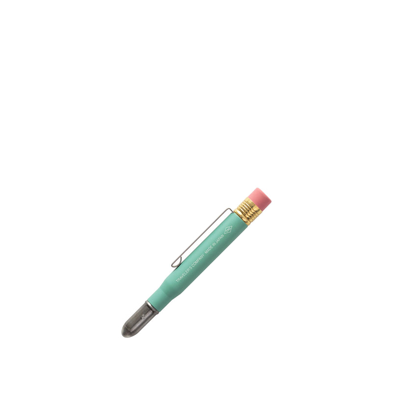 Brass Pencil Factory Green