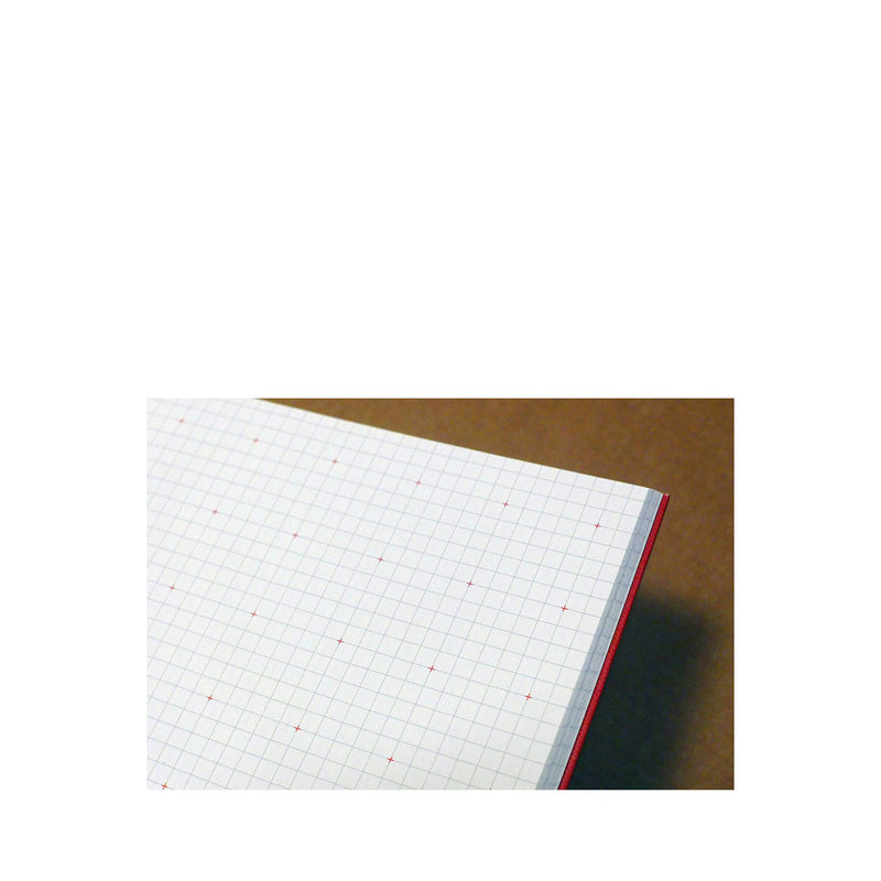 Crossed Square Notebook
