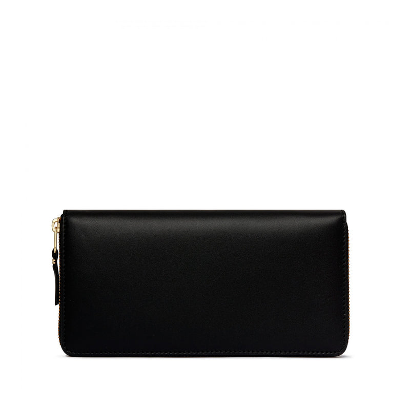 Black Classic Long Wallet