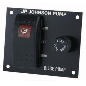 JOHNSON PUMP Control Panel